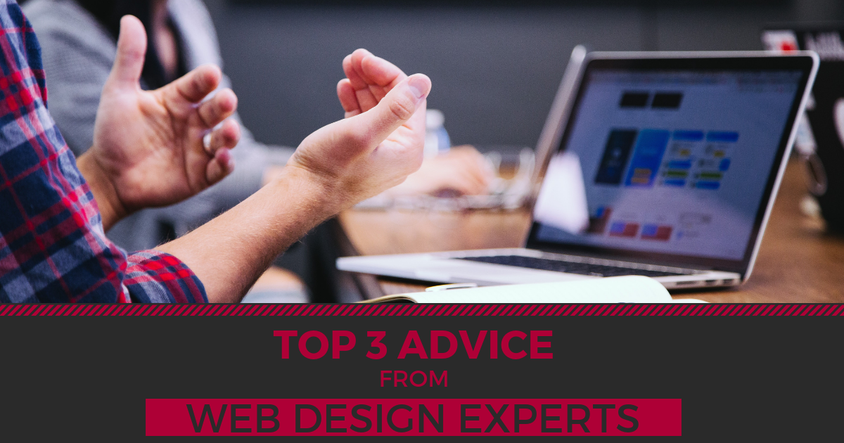 Top-advice-from-web-design-experts